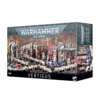 Games Workshop Battlezone Manufactorum Vertigus