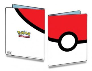 Poke Ball 9-Pocket Portfolio for Pokemon