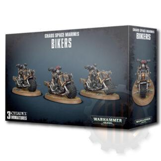 Games Workshop Chaos Space Marine Bikers
