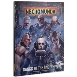 Games Workshop Necromunda Gangs of The Underhive