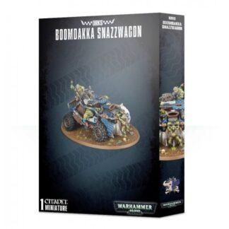 Games Workshop Warhammer 40K Ork Boomdakka Snazzwagon