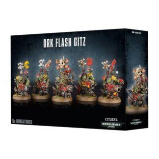 Games Workshop Warhammer 40K Ork Flash Gitz