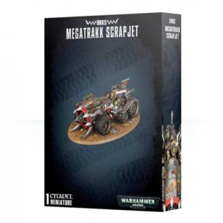 Games Workshop Warhammer 40K Ork Megatrakk Scrapjet