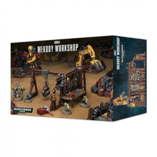 Games Workshop Warhammer 40K Ork Mekboy Workshop