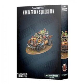 Games Workshop Warhammer 40K Ork Rukkatrukk Squigbuggy