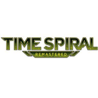 Magic the Gathering Time Spiral Remastered logo