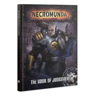 Games Workshop Necromunda The Book of Judgement