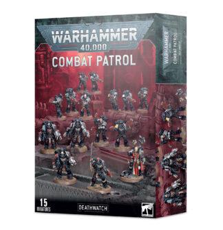 Games Workshop Warhammer 40K Combat Patrol Deathwatch