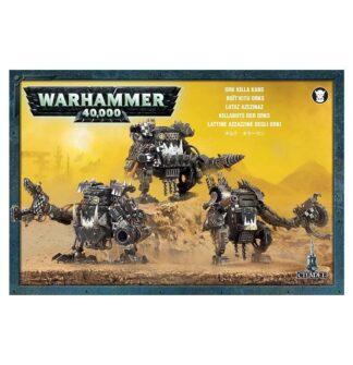 Games Workshop Warhammer 40K Ork Killa Kans