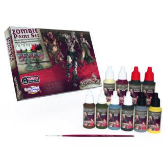 The Army Painter Warpaints Zombicide Black Plague Set