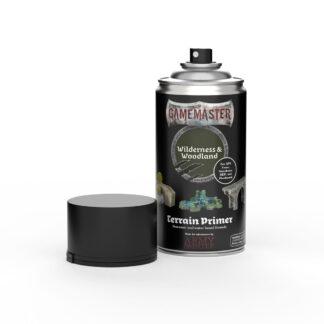 The Army Painter Gamemaster Wilderness & Woodland Terrain Primer